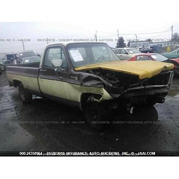 1977 Chevrolet Other Chevrolet Models for sale 101015051